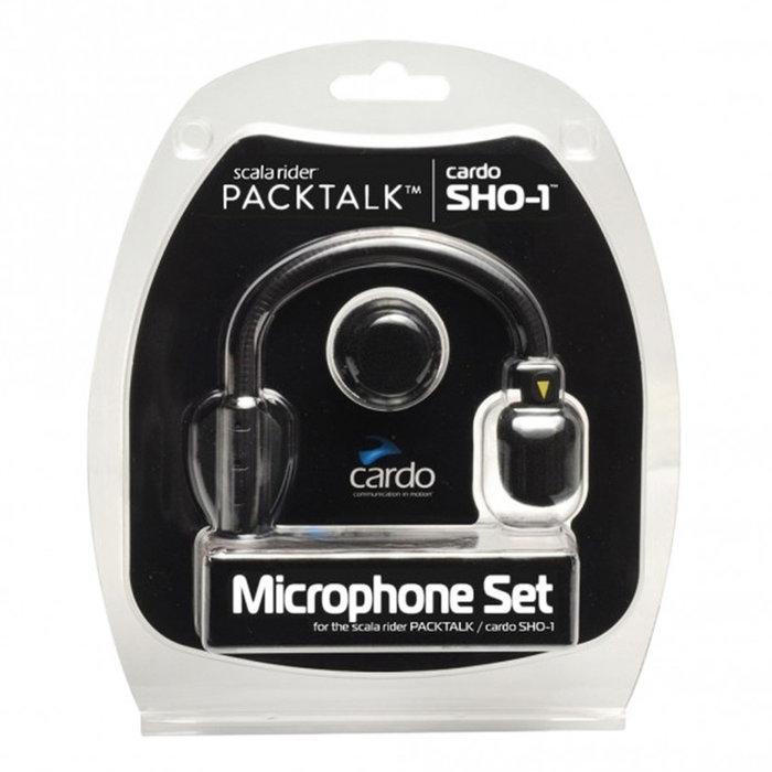 Cardo systems Microphone set Hybrid + Corded
