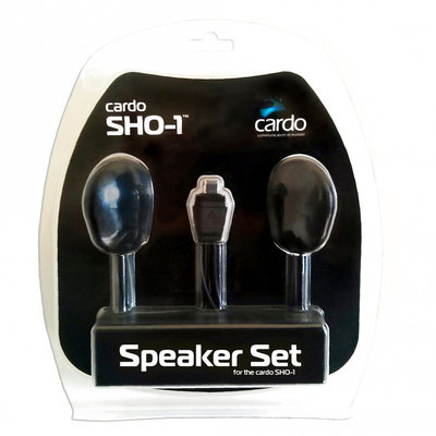 Cardo systems Speakerset 32mm SHO-1