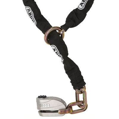 Abus-collection 8008 Detecto X Plus ART 4 + ketting