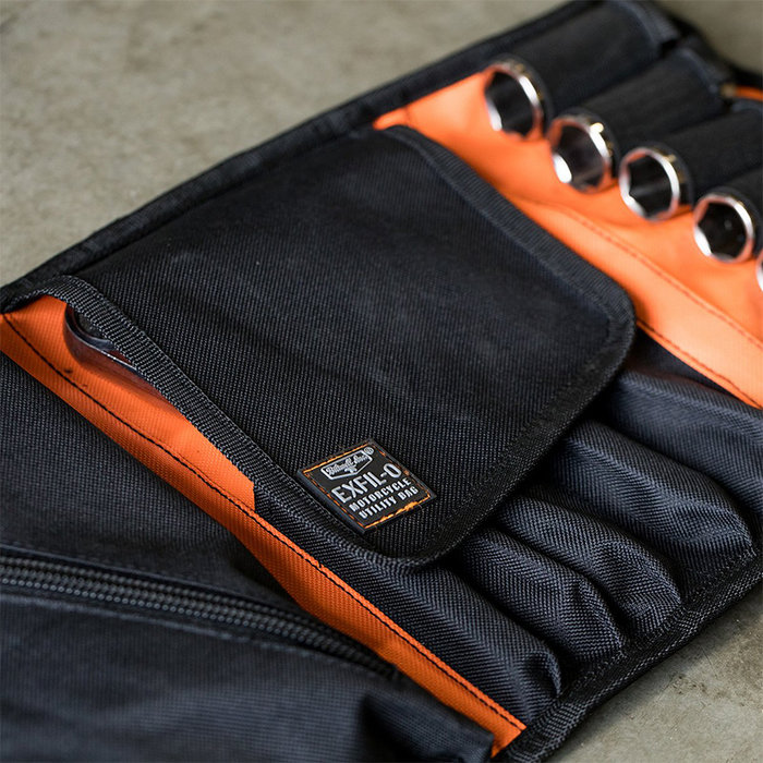 Biltwell Exfil-0 tool roll
