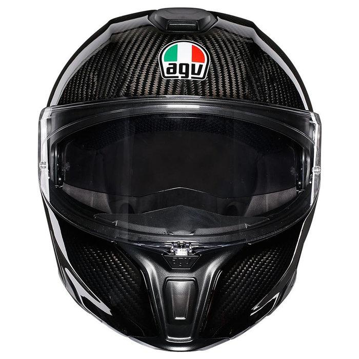 AGV Sportmodular Carbon gloss