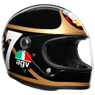 AGV X3000 LTD Barry Sheene