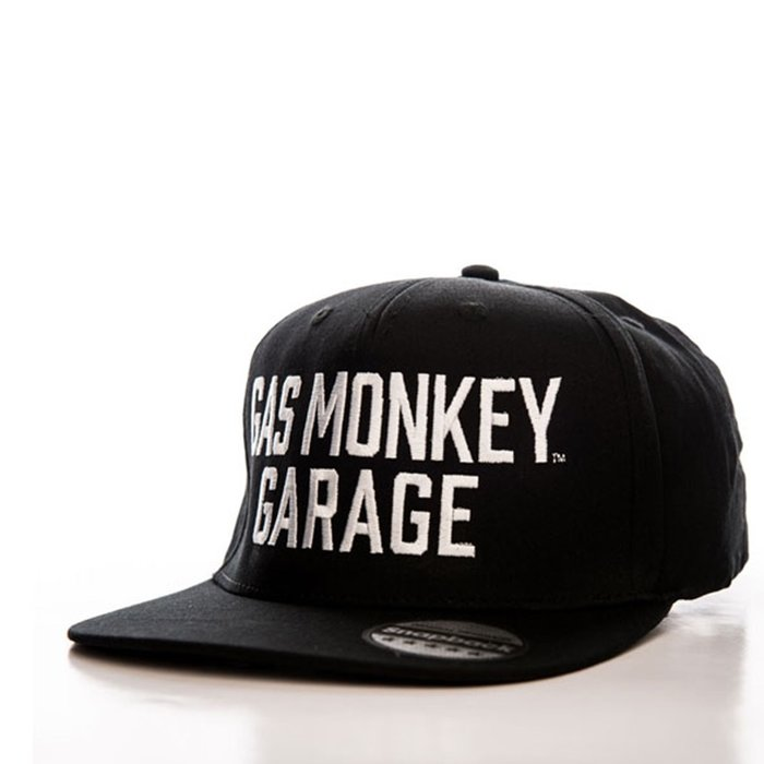 Gas Monkey Garage Snapback cap
