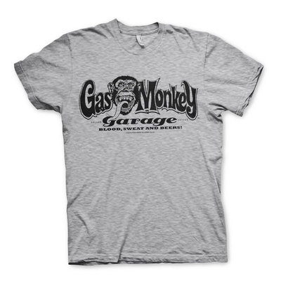 Gas Monkey Garage LOGO T-SHIRT