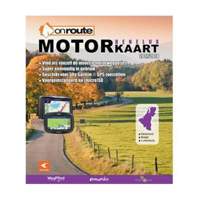 Garmin OnRoute road map Benelux