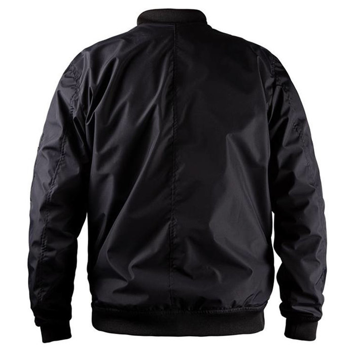 John Doe Flight Jacket black