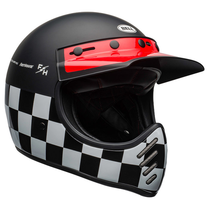 Bell MOTO 3 FASTHOUSE