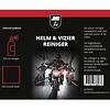 Claw Helm & vizier reiniger flacon  + microvezeldoek