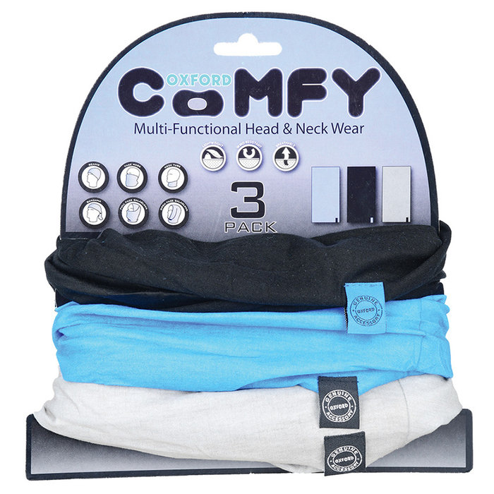 Oxford Comfy set Blue-Black-Grey
