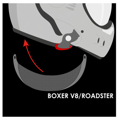 Roof RO5 BOXER V8 NEK RAND