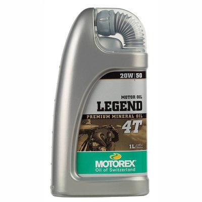 Motorex Legend 4T 20W/50 motorolie