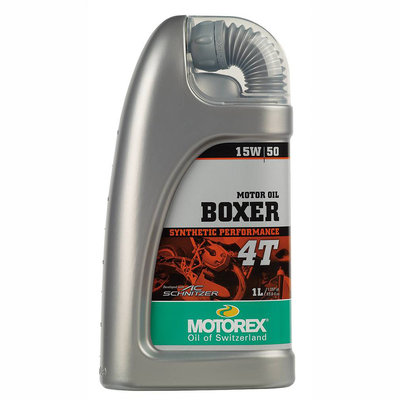 Motorex Boxer 4T 15W / 50 engine oil