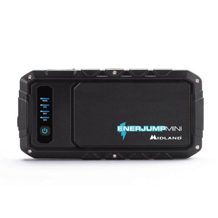 Midland Mini jumpstarter - powerbank