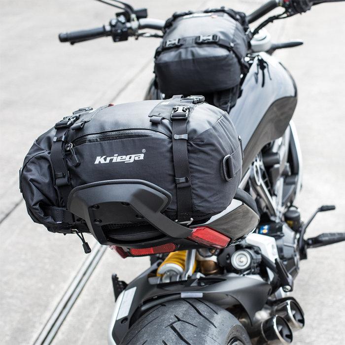 Kriega US-Drypack fitting kit Ducati XDiavel
