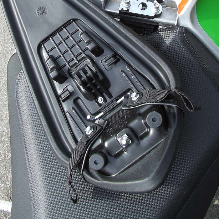 Kriega US-Drypack fitting kit Aprilia Tuono