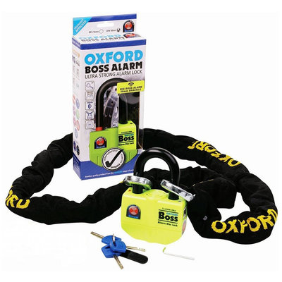 Oxford BIG BOSS ALARM + CHAIN