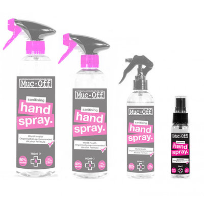 Muc-Off Antibacterial hand spray