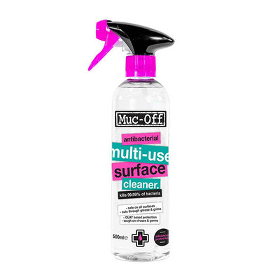 Muc-Off Antibacterial Multi-use surface cleaner