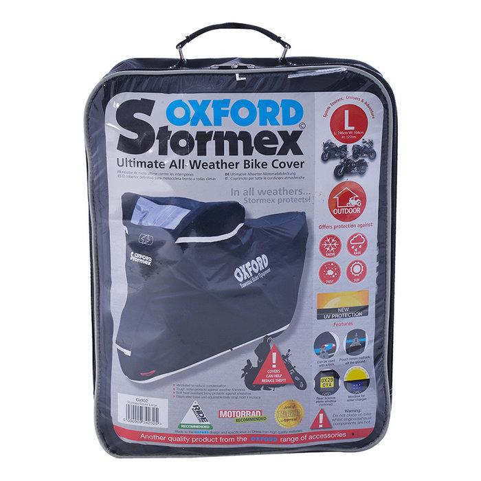 Oxford STORMEX