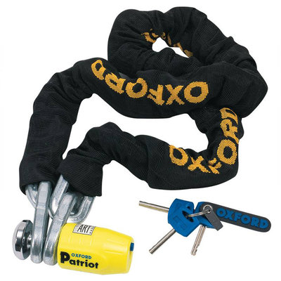 Oxford PATRIOT CHAIN LOCK