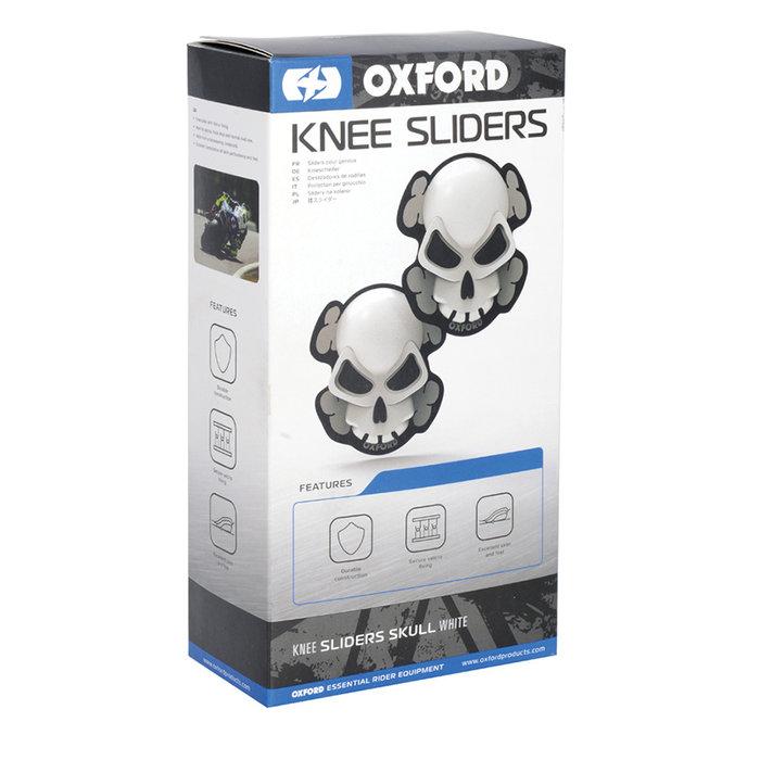 Oxford KNEESLIDERS SKULL