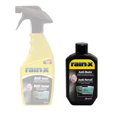 RainX Anti fog