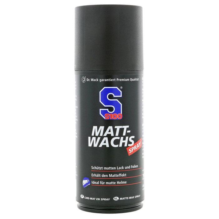 S100 Matt wax spray