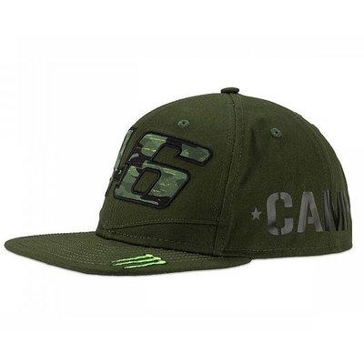 VR 46 Camp Military Cap