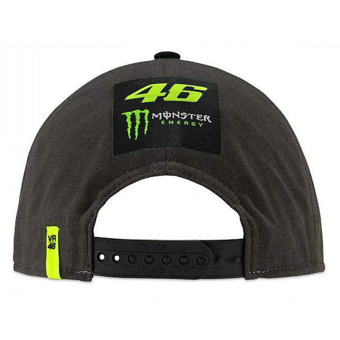 VR 46 Rossi monster dual black
