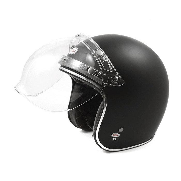 Bihr Flip-up adapter bubble visor