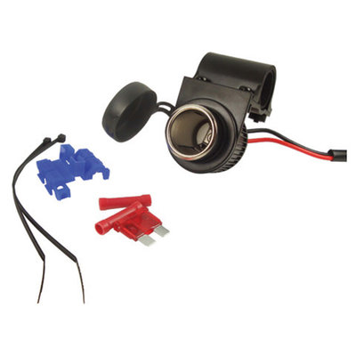 Booster Power outlet 12V socket