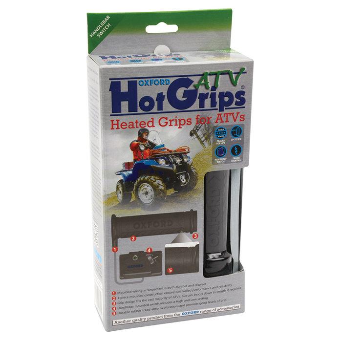 Oxford HOTGRIPS ATV