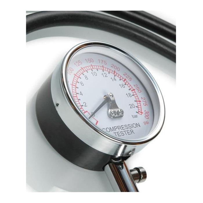Booster Cilinder Compressie tester