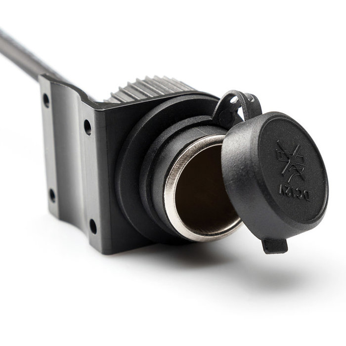 SW-Motech CIGARETTE LIGHTER OUTLET WITH CABLE HARNESS