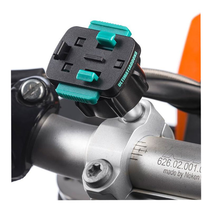 Ultimate Addons 25MM tot 3 prong adapter