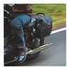 Legend Gear by SW-Motech SADDELBAG LS2 + SADDLE STRAP SLS