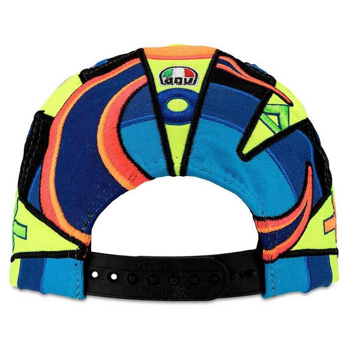 VR 46 Helmet multicolour cap