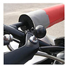 RAM Mounts BALL ADAPTER WITH 3/8 INCH-16 THREADED POST