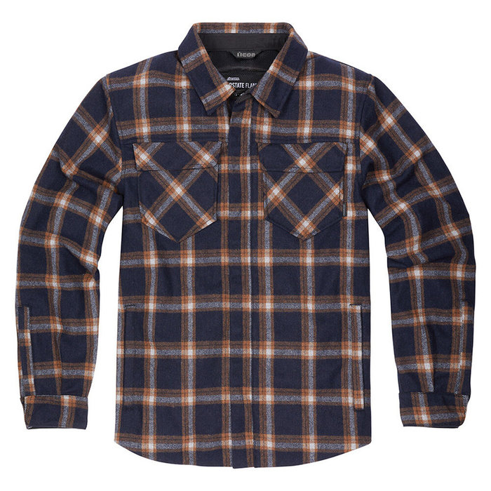 Icon UPSTATE RIDING FLANNEL