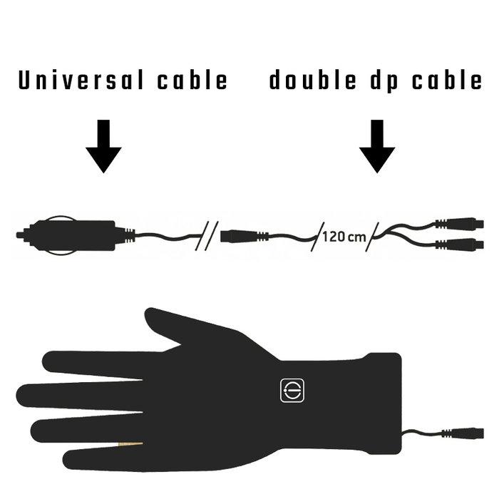Klan-e Double DP cable