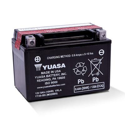 Yuasa ACCU YTX9-BS