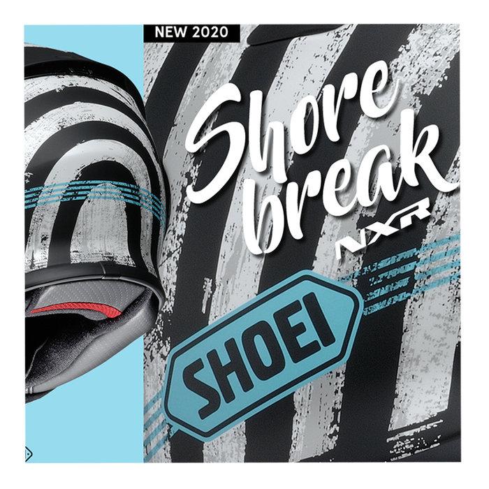 Shoei NXR SHOREBREAK