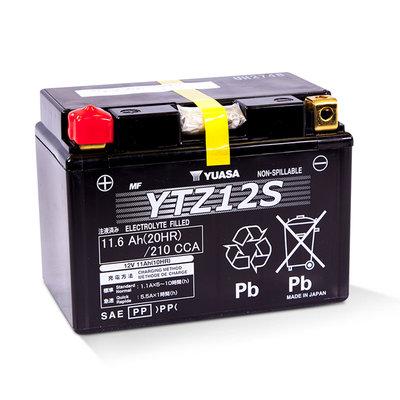Yuasa BATTERY YTZ12S (WET)