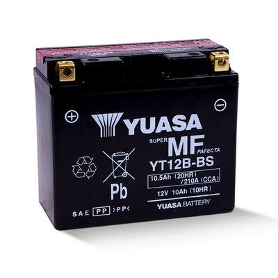 Yuasa BATTERY YT12B-BS (DRY)