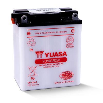 Yuasa ACCU YB12A-A