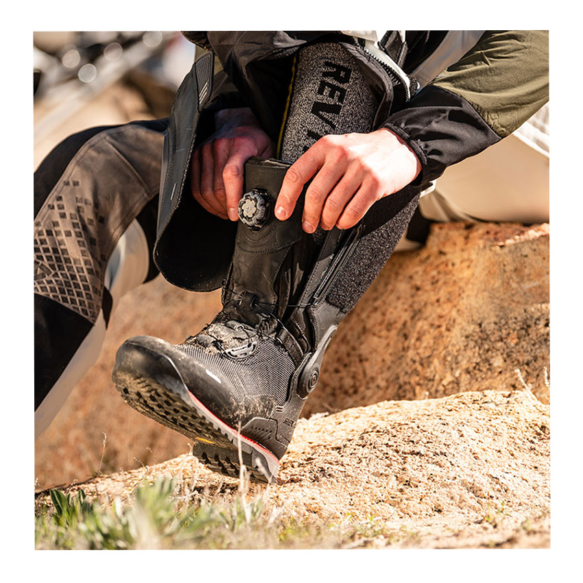 Buy Revit Expedition H2O Boots Black Brown? Free Shipping