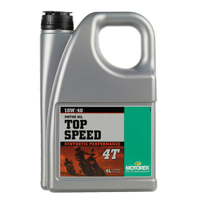 Motorex Top speed 10W/40 engine oil