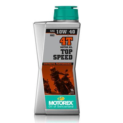 Motorex Top speed 10W/40 engine oil