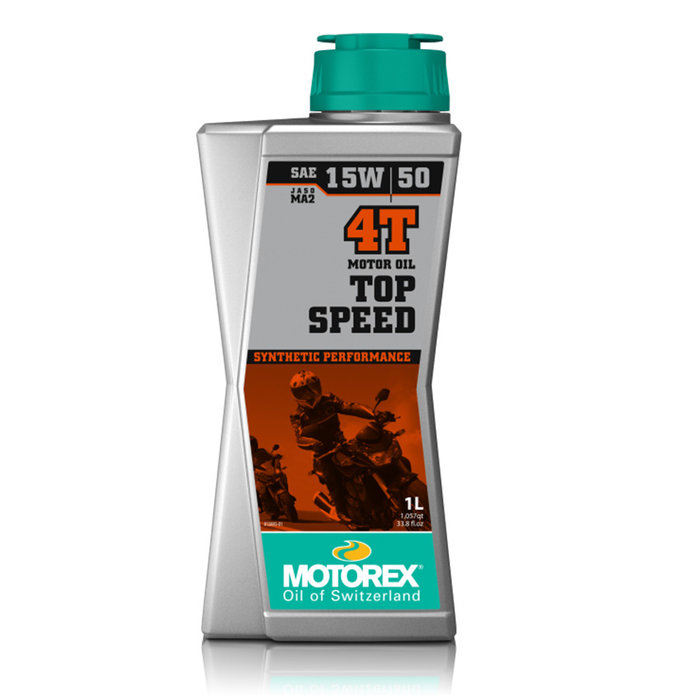 Motorex Top speed 15W/50 engine oil