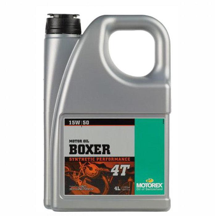 Motorex Boxer 4T 15W/50 Engine oil